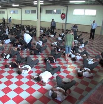 Gymnasium i Sydafrika