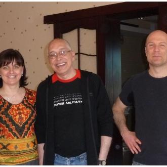 Michael Nissen, Elzbieta Pakoca og David Berceli_330x330