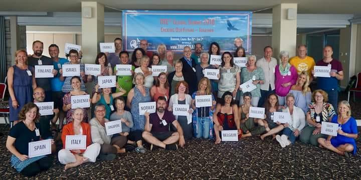 Møde for TRE trænere - Dubrovnik 2018